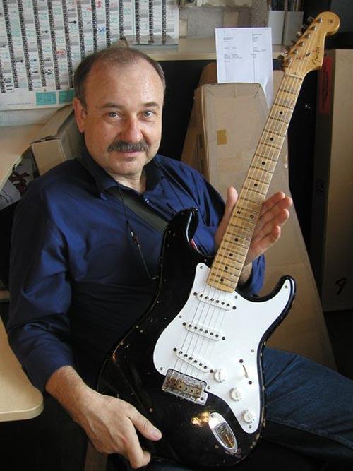 Александр Ерасов: лидерам индустрии гитарного оборудования придется потесниться