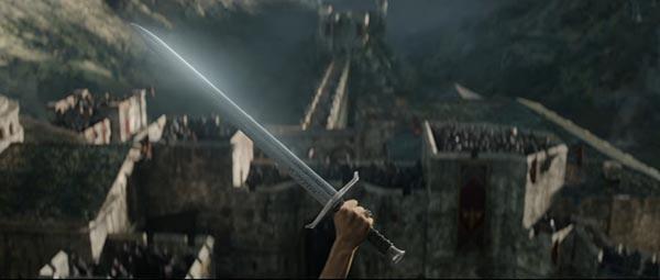Вышел трейлер фэнтезийного фильма «Король Артур: Легенда о мече», режиссер Гай Ричи