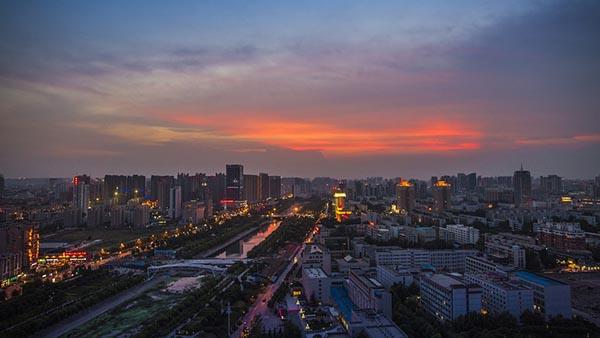Самые романтичные китайцы живут в «городе-призраке»