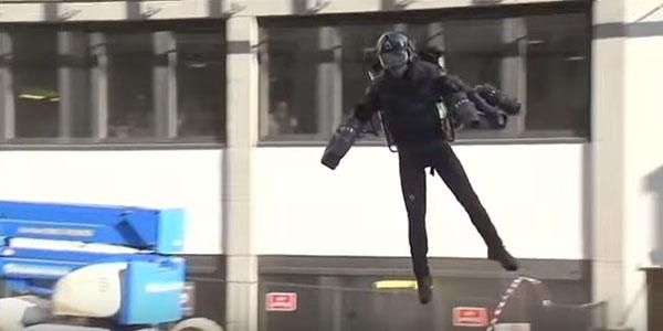 Хочешь летать, как Железный Человек? Костюм поступил в продажу по цене $592 000