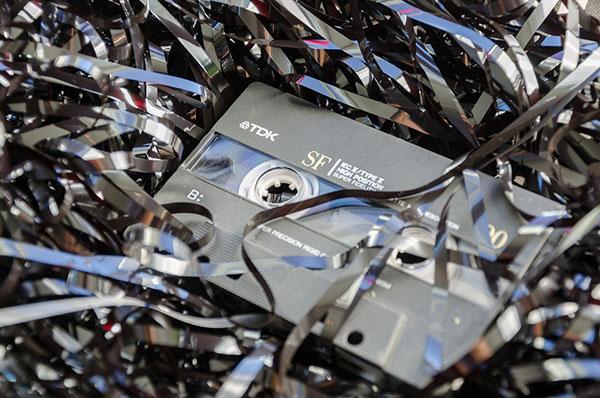 Музыка на кассетах триумфально вернулась в 2018 году