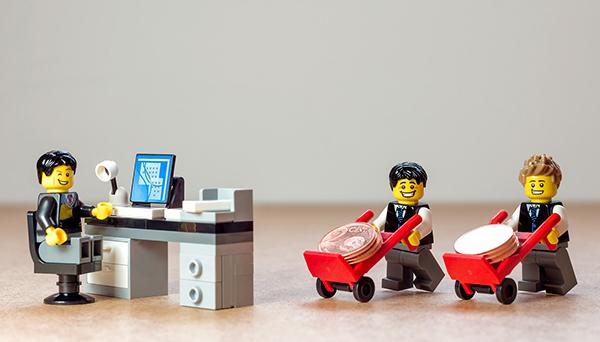 Наборы LEGO признали объектом инвестиций, более прибыльным, чем золото
