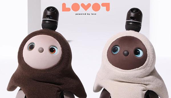 Японские разработчики создали самого милого домашнего робота на свете — Lovot (видео)