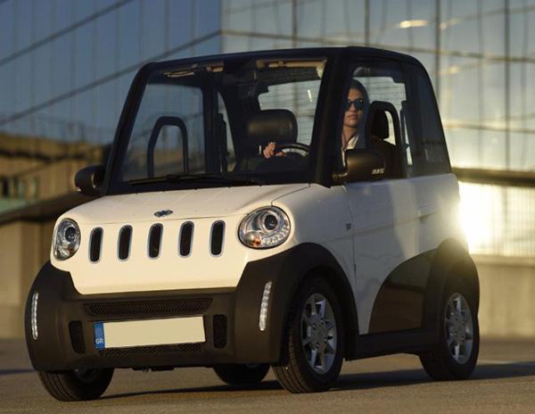 Стильный электромобиль за 260 тысяч рублей? Легко! Китайский Jiayuan очаровал 40 стран мира
