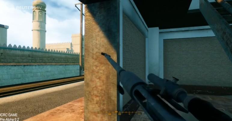 «Красный крест» разработал симулятор «горячих точек» в виде игры в виртуальной реальности