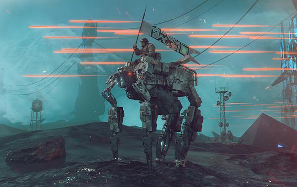 Почему пора вкладывать семейные деньги в акции разработчиков военных роботов
